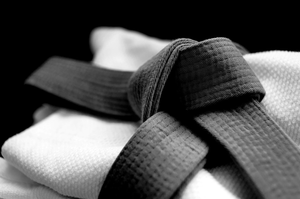Image of a judo uniform