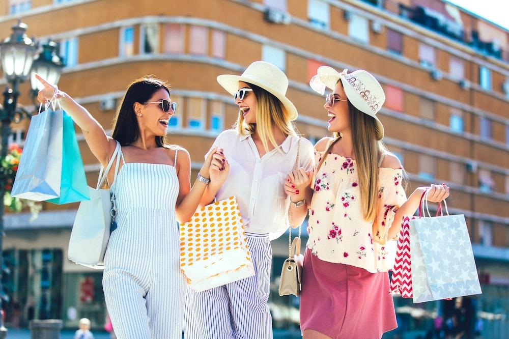Image of shopping