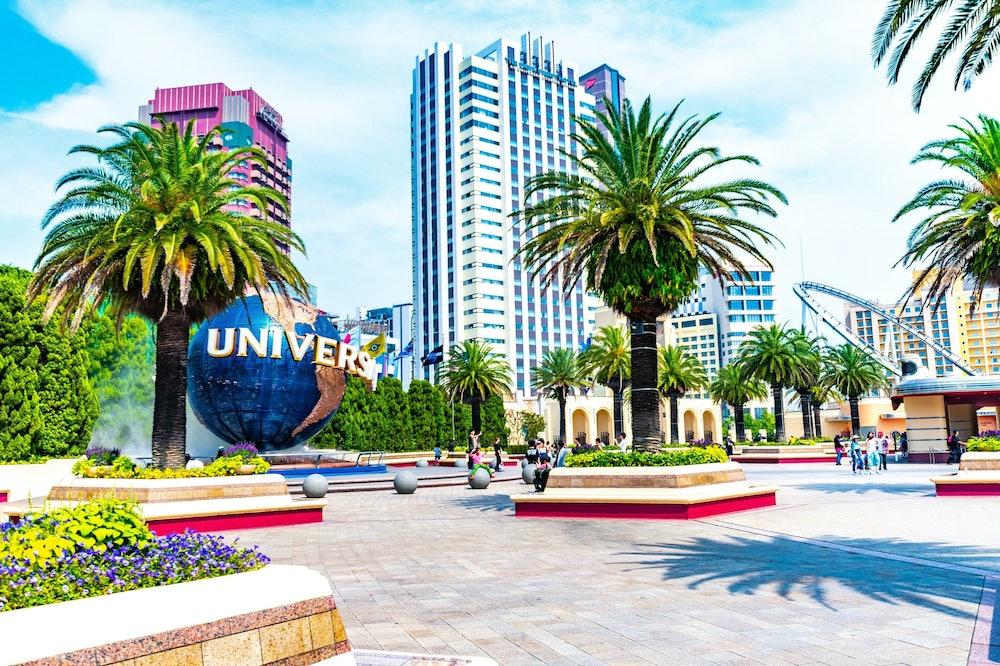 Image of Universal Studios Japan