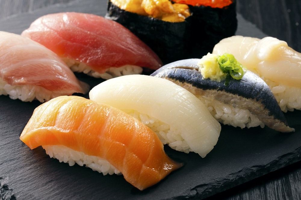 Image of Nigiri Sushi