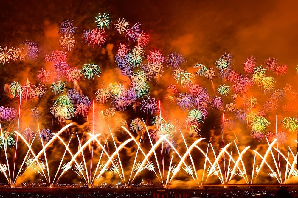 Image of the Nagaoka Fireworks Festival