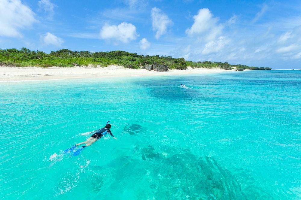 Image of Okinawa・Snorkeling