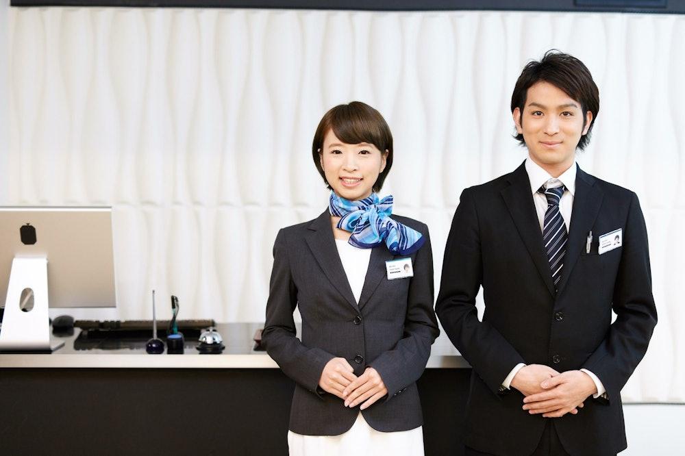 Image of Front Desk Staff